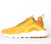 Nike Wmns  Air Huarache Run Ultra Premium - Gold Leaf / Sunset - Sail