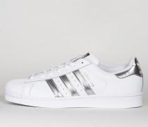 Adidas Superstar - Ftwr White / Silver Met. / Core Black