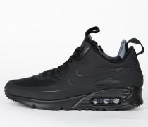 Nike Air Max 90 Mid Winter - Black / Black