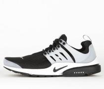 Nike Air Presto - Black / Black - White - Neutral Grey
