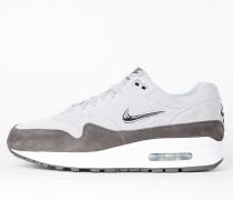 Nike Wmns Air Max 1 Premium SC - Wolf Grey / Metallic Pewter - Deep Pewter - White