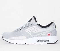 Nike Air Max Zero QS - Metallic Silver / Metallic Silver