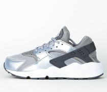 Nike Wmns Air Huarache Run - Wolf Grey / Dark Grey - White
