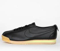 Nike Wmns Cortez '72 - Black / Black - Balsa - Gum Yellow