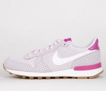 Nike Wmns Internationalist - Bleached Lilac / Summit White / Gum Mid Brown