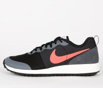 Nike Wmns Elite Shinsen - Black / Hot Lava - Dark Grey