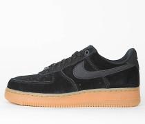 Nike Air Force 1 '07 LV8 Suede - Black / Black