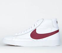 Nike Blazer Mid Retro - White / Team Red - White