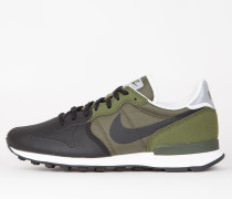 Nike Internationalist Premium SE - Legion Green / Black - Palm Green - Phantom