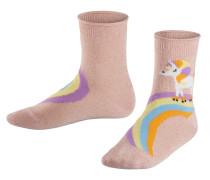 Unicorn Kinder Socken