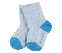 Cable Baby Socken