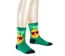 Pineapple Kinder Socken