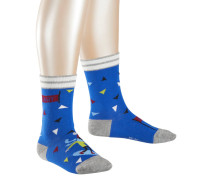 Skiing Kinder Socken