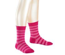 Glitter Stripe Kinder Socken