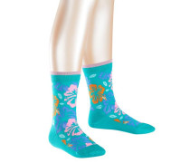 Hibiscus Kinder Socken