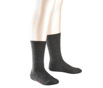 Active Warm Kinder Socken Grau Gr. 31-34