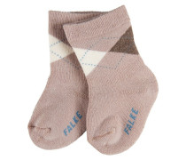 Argyle Baby Socken