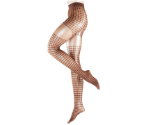 Retro Damen Strumpfhose