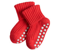 Catspads Cotton Baby Stoppersocken Rot Gr. 62-68