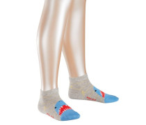 Sharky Kinder Sneaker Socken