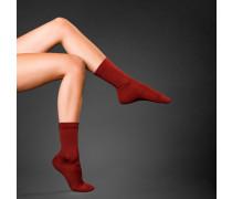 No. 4 Finest Camel & Silk Ladies Socken