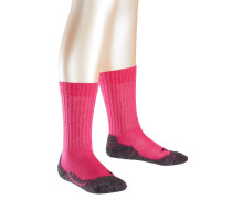 Active Warm Kinder Socken Pink Gr. 19-22