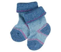 Denim Baby Stoppersocken Blau Gr. 62-68