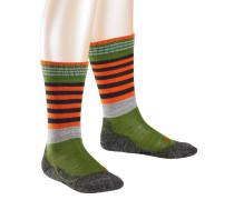 Frog Kinder Socken Grün Gr. 19-22