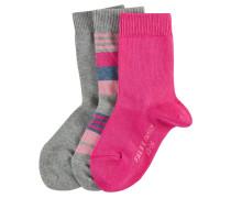 Mixed 3-Pack Kinder Socken