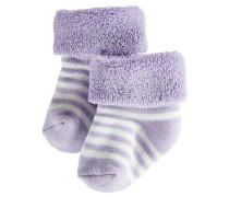 Erstlingsringel Baby Socken