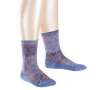Denim Stars Kinder Socken Blau Gr. 27-30