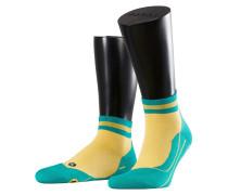 RU FANTASTIC ? Sneaker Socken Grün Gr. 37-38