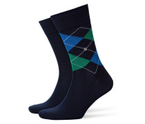 Everyday 2-Pack Herren Socken