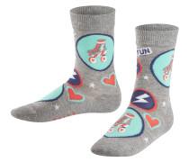 Skating Kinder Socken