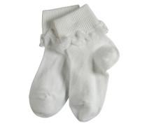 Romantic Lace Baby Socken