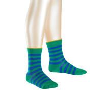 Double Stripe Kinder Socken