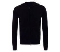 Herren Zip-Jacke Blau Gr. 54