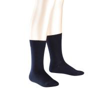 Comfort Wool Kinder Socken Blau Gr. 19-22