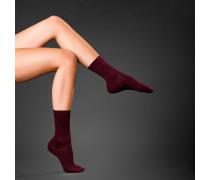 No. 3 Finest Camel & Silk Ladies Socken