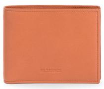 Brieftasche - Rostrot