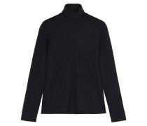 Pullover mit Rollkragen - Schwarz