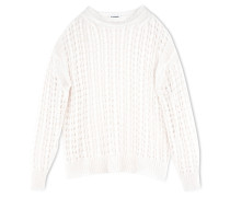Sweater - Cremeweiß