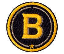 Label ABC · gelb/beige