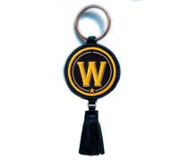 Schlüsselanhänger ABC mit Tassel