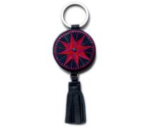 Schlüsselanhänger Star · mit Tassel
