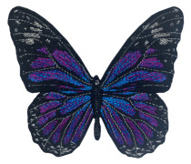 Label Schmetterling
