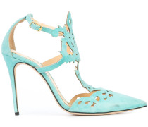 'Jess' Pumps - Blau