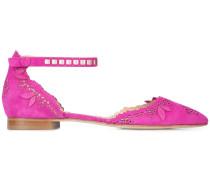 'Evie' Schuhe - Rosa & Lila