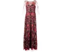 Langes Kleid - Rot