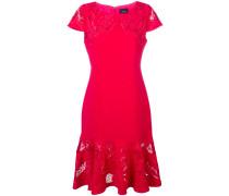 - Kleid mit bestickten Details - women